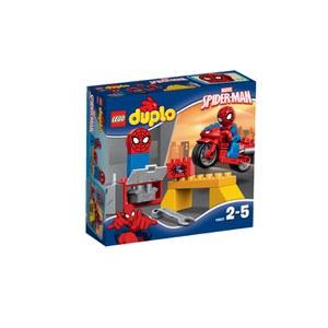 LEGO DUPLO: Spider-Man Web-Bike Workshop (10607)
