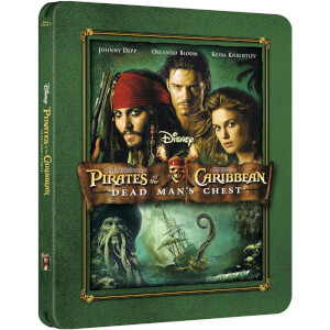 Pirates of the Caribbean: Dead Man's Chest - Zavvi UK Exclusive Limited Edition Steelbook (3000 Only)