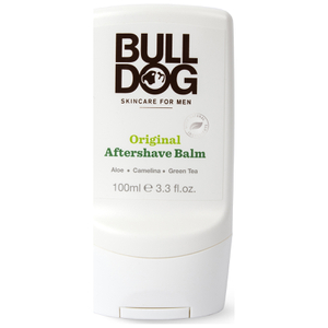 Bálsamo aftershave Original de Bulldog (100 ml)