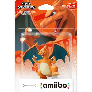 Charizard No.33 amiibo