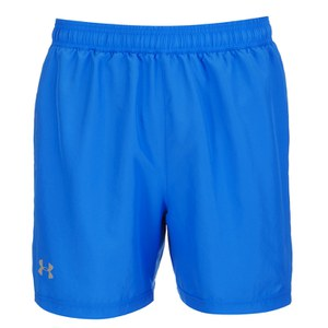 Under Armour Men's Launch 5 Inch Running Shorts - Blue Jet/Black/Reflective