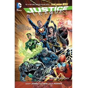 DC Comics Justice League: Forever Heroes - Volume 5 (The New 52) Paperback Graphic Novel