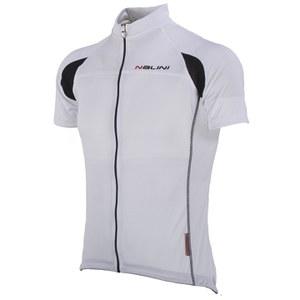 Nalini Karma Ti Short Sleeve Jersey - White