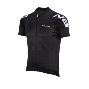 Nalini Red Label Aero Tl Short Sleeve Jersey - Black