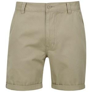 WeSC Men's Rai Chino Shorts - Cornstalk