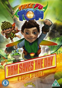 Tree Fu Tom: Super Helper Volume 7