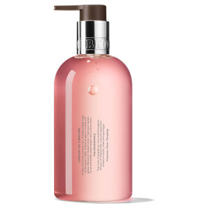 Molton Brown Delicious Rhubarb and Rose Hand Wash (300ml): Image 2