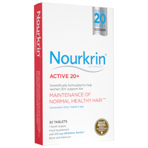 Nourkrin Active 20+ Tablets (30 tabletter)