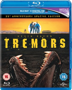 Tremors 25th Anniversary Edition