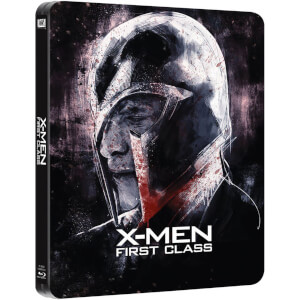 X-Men: First Class - Steelbook Edition (UK EDITION)