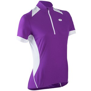 Sugoi Women's Neo Pro Short Sleeve Jersey - Purple