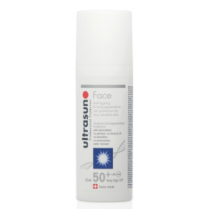 Лосьон Ultrasun SPF 50+ Anti-Pigmentation Sun (50мл)
