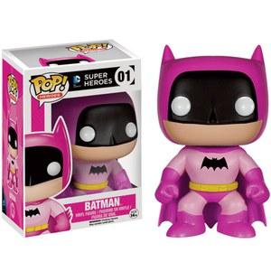 DC Comics Batman 75th Anniversary Pink Rainbow Batman EE Exclusive Funko Pop! Vinyl