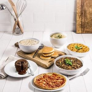 Meal Replacement 4 Week Breakfast, Lunch & Dinner Diet Pack