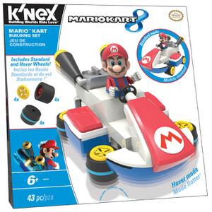 K'NEX Mario Kart: Mario Kart Building Set (38724)