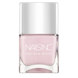 Nails inc. Esmalte de uñas Lilly Road The New White (14 ml)