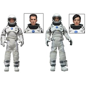 NECA Interstellar Clothed Figure Pack (20 cm)