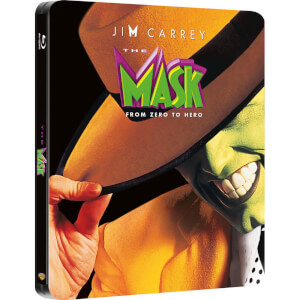 The Mask - Zavvi UK Exclusive Limited Edition Steelbook (2500 Only)
