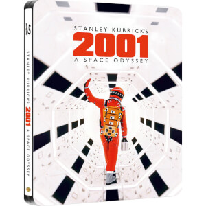 2001: A Space Odyssey - Zavvi UK Exclusive Limited Edition Steelbook (2000 Only)
