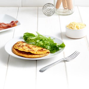 Meal Replacement Box of 7 Cheese and Bacon Flavour Breakfast Eggs