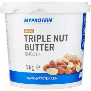 Myprotein Triple Nut Butter (Manteiga de Frutos Secos)