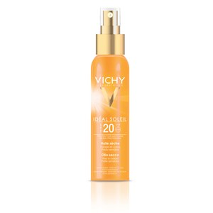 Vichy Ideal Soleil Body Oil SPF 20 125ml.
