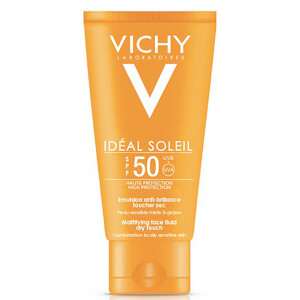 Vichy Ideal Soleil Dry Touch Face Cream SPF 50 50 ml