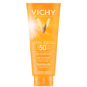 Vichy Idéal Soleil Sun-Milk for Face & Body SPF 50+ 300 ml