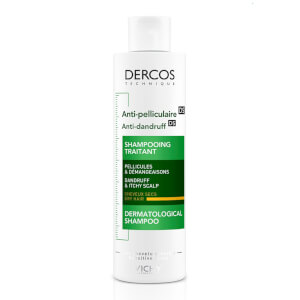 Vichy Dercos Anti-Dandruff Shampoo For Dry Hair 200 ml