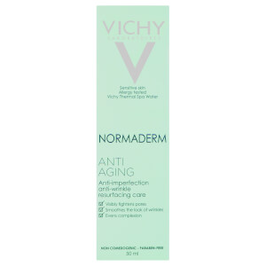 Vichy Normaderm Anti-Age Anti-Imperfection Anti-Wrinkle Resurfacing Care 50ml: Image 3