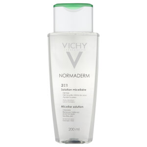 Vichy Normaderm Micellar Solution Cleanser (200ml)