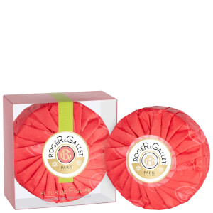 Roger&Gallet Fleur de Figuier Round  Soap in Travel Box 100g