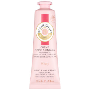 Roger&Gallet Rose Hand and Nail Cream 30 ml