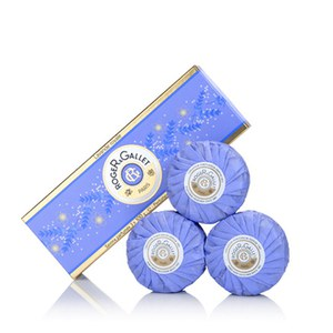 Roger&Gallet Royal Lavender Soap Coffret 3 x 100 g