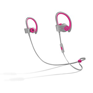 Beats by Dr. Dre: PowerBeats 2 Wireless Earphones - Pink/Grey