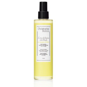 Lotion de finition cheveux blonds au vinaigre de fruits Christophe Robin
