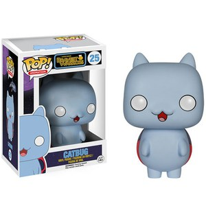Bravest Warriors Catbug Funko Pop! Figuur