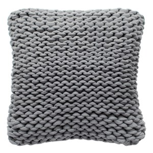 Axel Grey Cushion - Grey