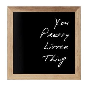 Parlane You Pretty Wall Art - Black