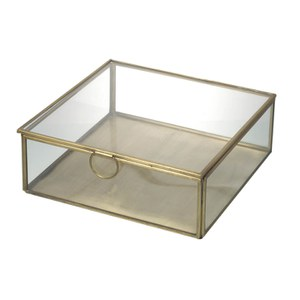Parlane Trinket Box - Clear (70x195mm)