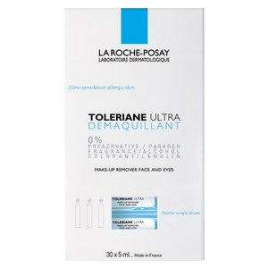 Démaquillant Unidose Toleriane de La Roche-Posay (X30)