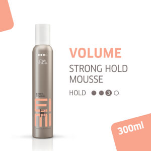Espuma volumen Wella Professionals Care EIMI Extra Volume Mousse (300ml)