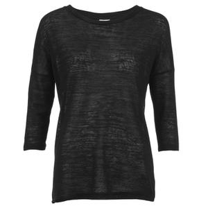 Vero Moda Women's Build Jersey Top - Black