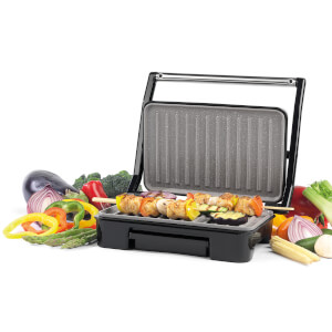 Salter EK2009 Marble Coated Health Grill and Panini Maker