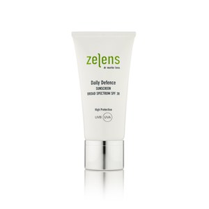 Zelens Daily Defence Sunscreen SPF 30 (50ml).