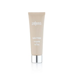 Zelens Satin Primer - Illuminating and Hydrating (30ml).
