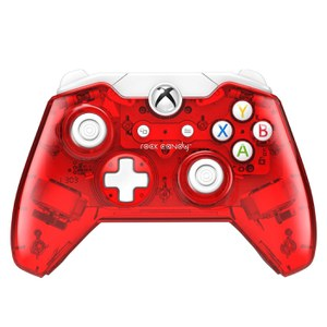 Rock Candy Red Wired Xbox One Controller