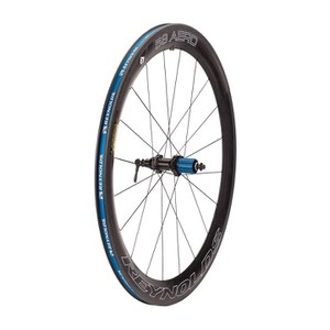 Reynolds 58 Aero Clincher Rear Wheel - 2015