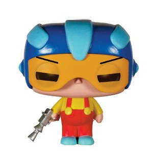 Family Guy Ray Gun Stewie Funko Pop! Figuur