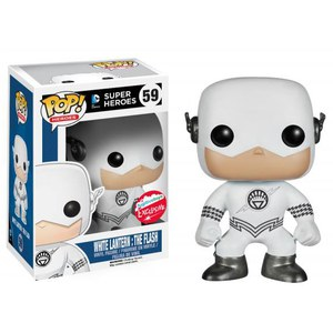 DC Comics White Lantern Flash Exclusive Pop! Vinyl Figure
